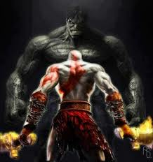 Hulk Vs. Kratos